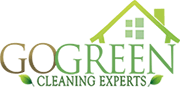 GoGreen Cleaning Experts Logo